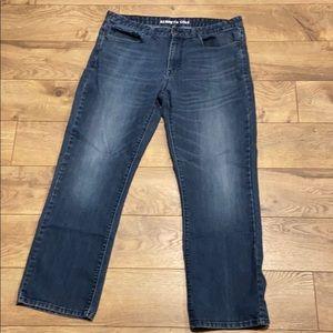 Kenneth Cole 36/30 straight leg jean